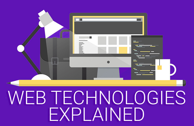 web technologies explained